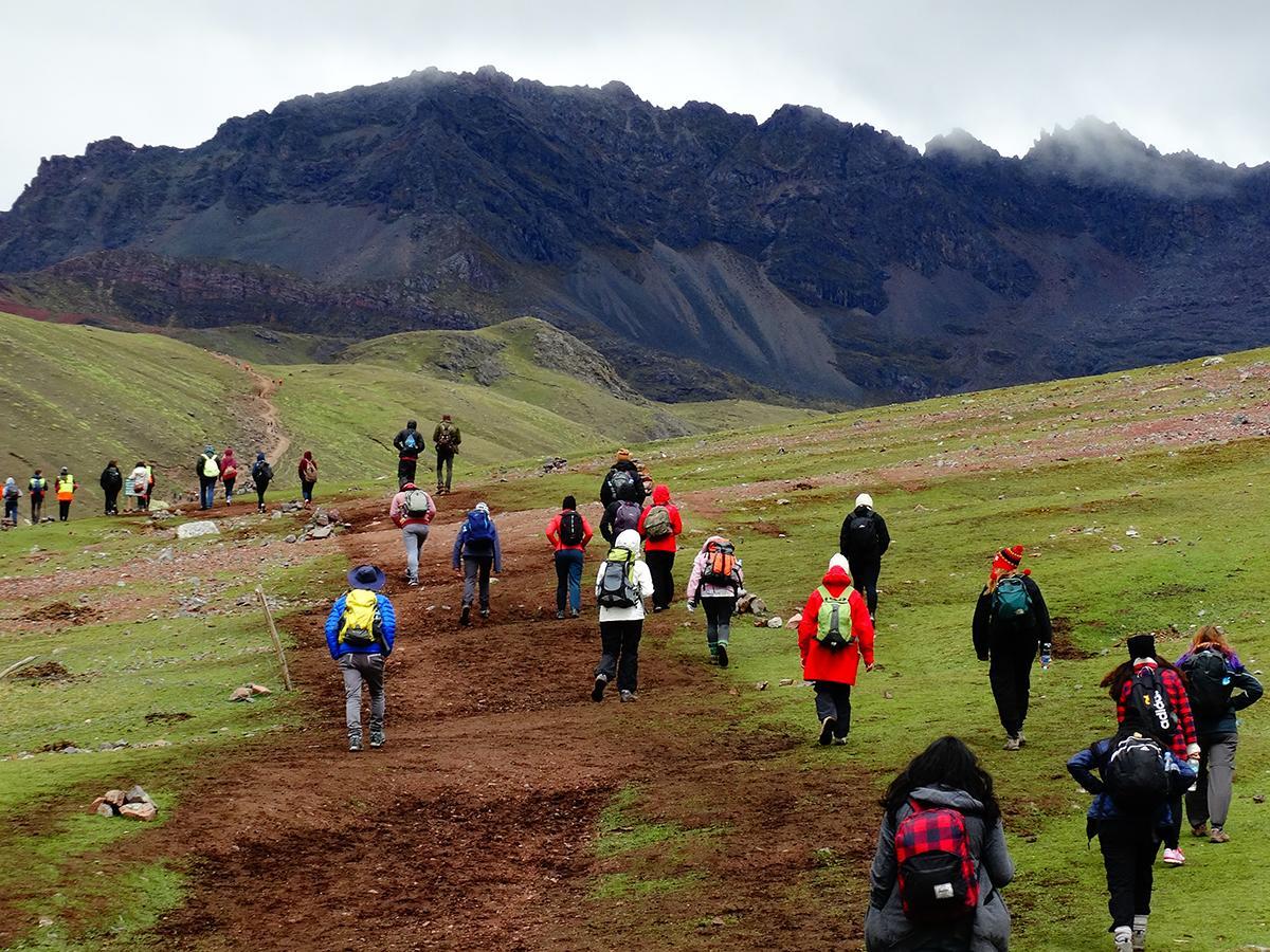 Rainbow Mountain Peru | Rainbow Mountain Day Tour