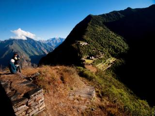Short Choquequirao Trail